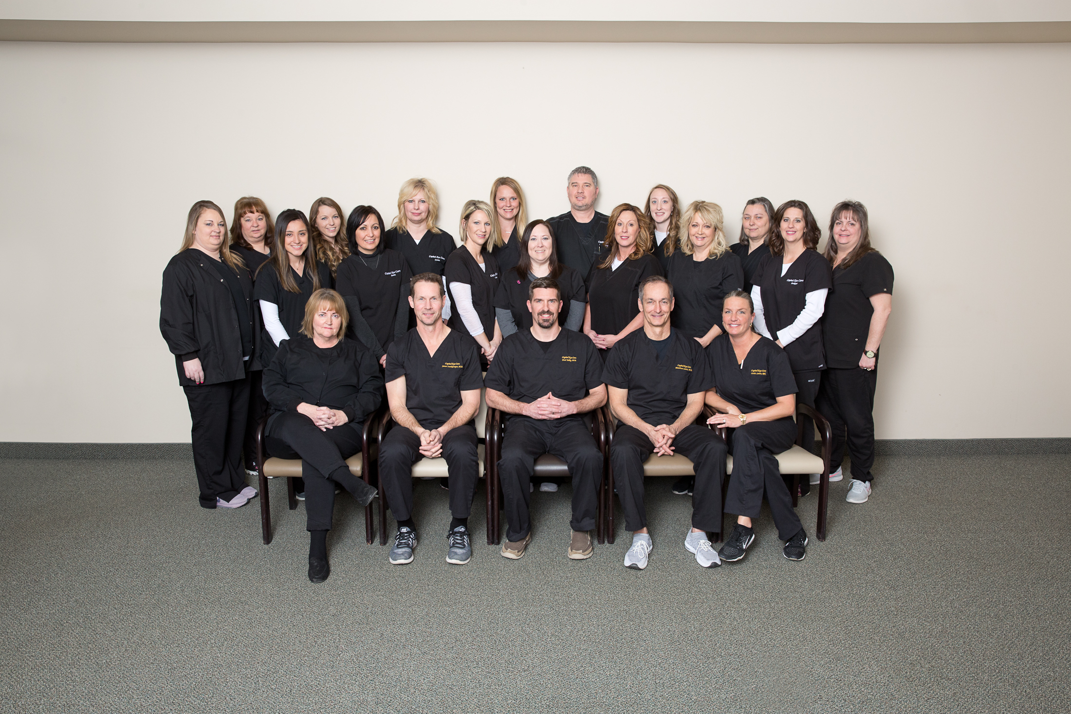 Capitol Eye Care Staff Photo