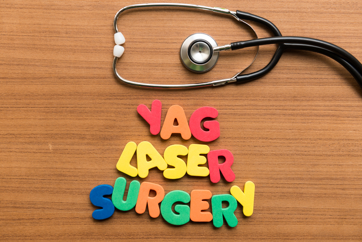 colorful word with stethoscope on wooden background